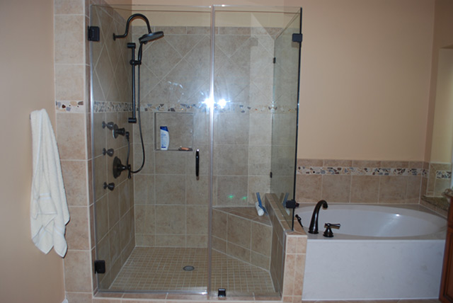 Elegant Remodeling Design League City Texas Bathrooms